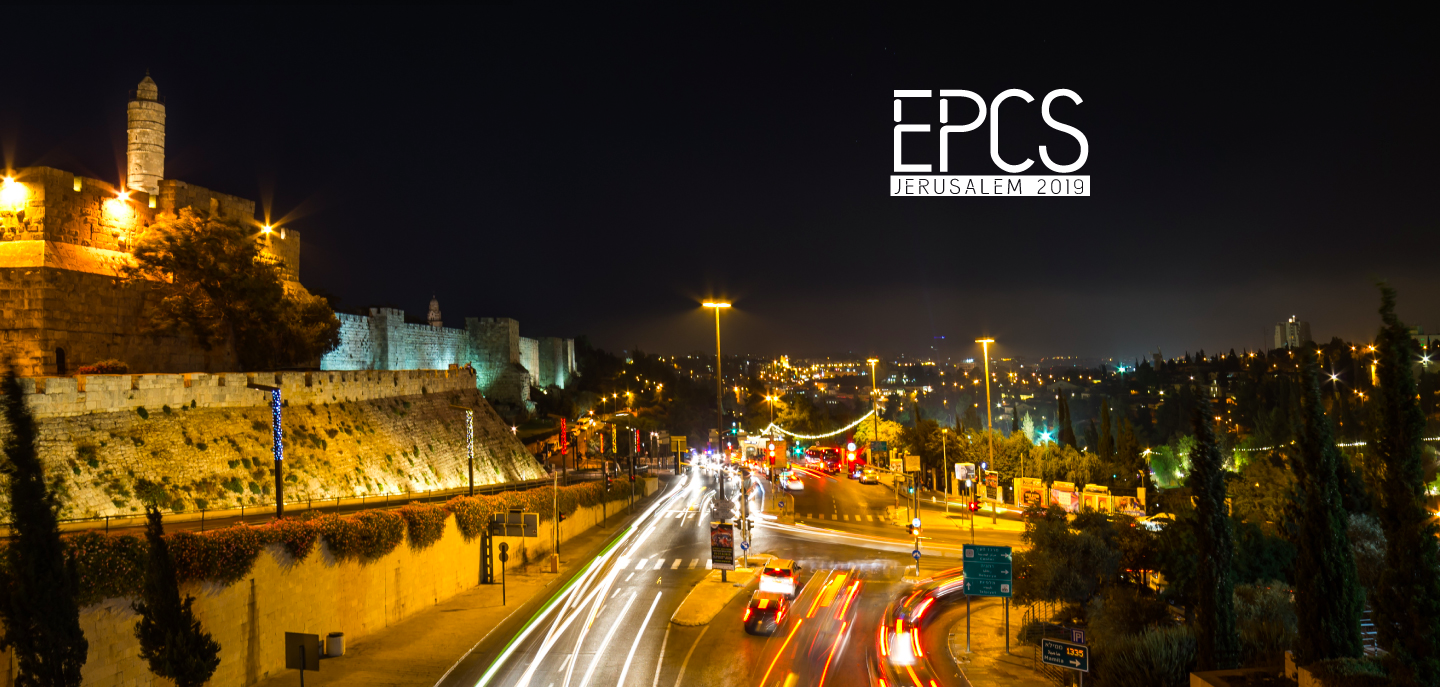 World-class research from Faculty of Economics: Dr. Paola Bertoli and doc. Niclas Berggren at the EPCS 2019 in Jerusalem