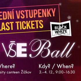 VŠE invites you to Ball /4. 12./