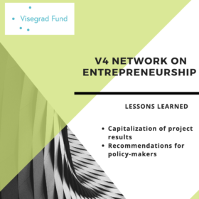 Final publication of the international project of the Visegrad Fund: conclusions and recommendations for business development in the V4 countries (Faculty of Economics was a project partner)