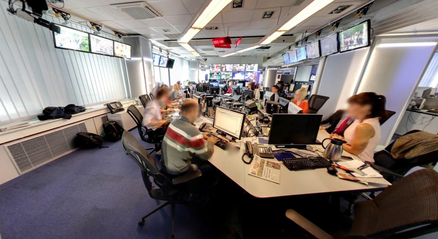 Letní stáž ve zpravodajství České televize ve spolupráci s vedlejší specializací 5EZ Ekonomická žurnalistika