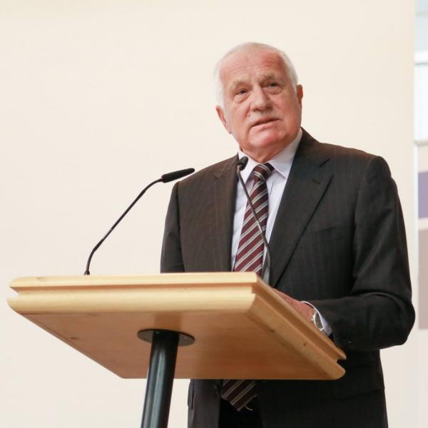prof. Ing. Václav Klaus, CSc.
